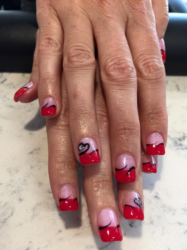 Nail Art Gallery - Hanna\'s Nails & Salon